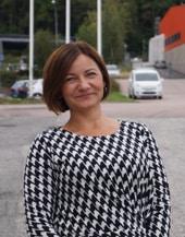 Magdalena Rozmiarek, VD på FG Nordic