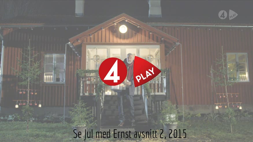 Se Jul med Ernst avsnitt 2 - 2015