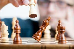 brädspelet schack