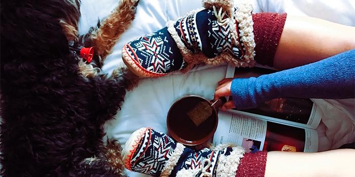 10 tips för bättre inomhusklimat - klä på dig