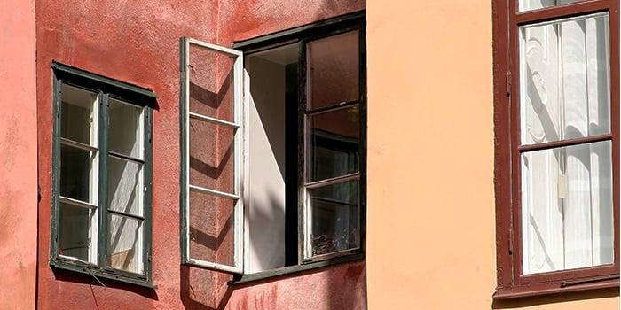 10 tips för bättre inomhusklimat - ventilera och vädra