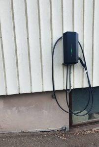 Garo GLB 22 kW typ 2 fast kabel till bra pris